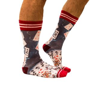 Chaussettes Poker